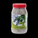צנצנת זרעי צ'יה לבן 360 כרם