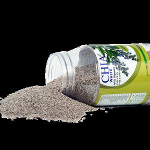 צנצנת זרעי צ'יה לבן 360 גרם