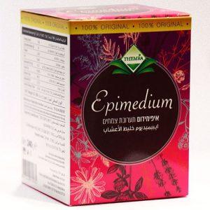 צנצנת אפימידיום ודבש מלכות 240 גרם