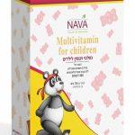 דובונים מולטי ויטמין לילדים נאווה
