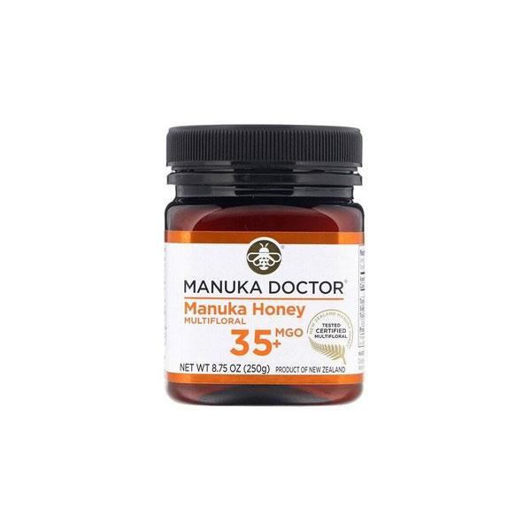 צנצנת דבש מאנוקה מניו זילנד 250 גרם