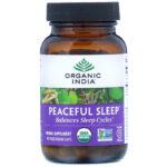 לשינה שלווה אורגניק הודו קפסולות